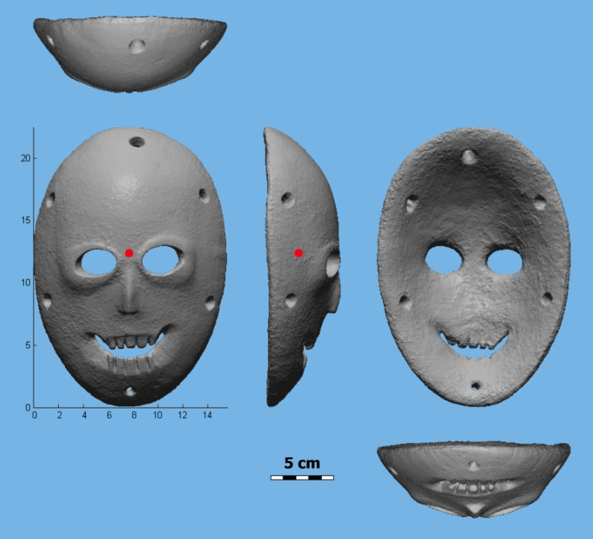 Software for 3D Analysis of Scanned Archaeological Artifacts