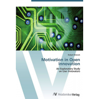 Motivation in Open Innovation: An Exploratory Study on User Innovators by Robert Motzek