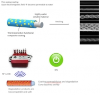 Novel, On Demand, RF-Triggered, Degradable Implants